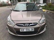 Bán Hyundai Accent 1.4 AT đời 2011, màu nâu, nhập khẩu, số tự động  giá 395 triệu tại Hà Nội