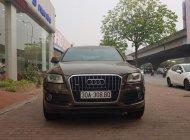 Bán Audi Q5 2.0T Quattro Premium Plus màu cafe sản xuất 2013 đăng ký 2014 tên công ty giá 1 tỷ 380 tr tại Hà Nội