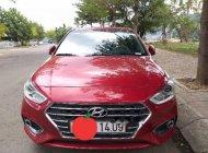 Bán Hyundai Accent đời 2019, màu đỏ số tự động giá 499 triệu tại Tp.HCM