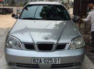 Cần bán lại xe Daewoo Lacetti 2005, màu xám, nhập khẩu như mới giá 160 triệu tại Gia Lai