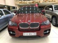 BMW X6 màu đỏ đời 2011 giá 1 tỷ 150 tr tại Tp.HCM