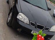 Cần bán lại xe Daewoo Lacetti EX 2010, màu đen, xe gia đình giá 190 triệu tại Ninh Bình
