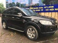 Cần bán lại xe cũ Chevrolet Captiva 2008, màu đen giá 275 triệu tại Hà Nội