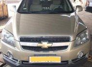 Bán Chevrolet Captiva LT 2.4 năm 2010, màu vàng, xe nhập như mới giá 345 triệu tại Đồng Nai