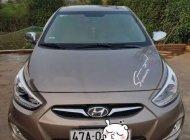 Cần bán lại xe Hyundai Accent năm sản xuất 2013, màu nâu, nhập khẩu chính chủ, giá tốt giá 375 triệu tại Đắk Lắk