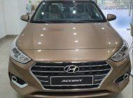 Cần bán xe Hyundai Accent 2019, màu nâu giá cạnh tranh giá 425 triệu tại Tp.HCM