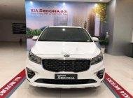Cần bán Kia Sedona năm sản xuất 2018, màu trắng giá 1 tỷ 174 tr tại Tp.HCM