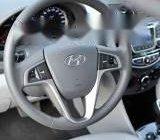Bán ô tô Hyundai Accent sản xuất 2015, màu trắng, nhập khẩu nguyên chiếc   giá 480 triệu tại Hà Nội