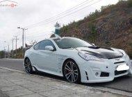Cần bán xe Hyundai Genesis Coupe sản xuất 2010, xe màu trắng đã lên 1 số đồ chơi, xe chạy 68.100km giá 505 triệu tại BR-Vũng Tàu