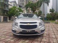 Bán xe Chevrolet Cruze LT đời 2015, màu bạc, giá tốt giá 418 triệu tại Hà Nội