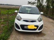 Cần bán gấp Kia Morning đời 2013, màu trắng, giá tốt giá 215 triệu tại Hà Nội