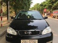 Cần bán lại xe Toyota Corolla altis G đời 2003, màu đen chính chủ  giá 230 triệu tại Hà Nội