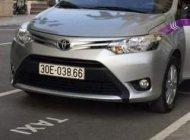 Bán Toyota Vios E 1.5T đời 2016, màu bạc còn mới giá cạnh tranh giá 500 triệu tại Hà Nội