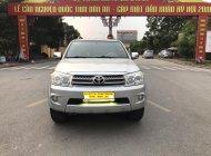 Cần bán Toyota Fortuner 2.7V 4x4 AT năm 2009, màu bạc. Xe 1 chủ cực tuyển giá 500 triệu tại Hà Nội