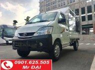 Bán xe tải Thaco 1 tấn - Trả góp ngân hàng 75% xe sẵn trao tay giá 216 triệu tại Tp.HCM