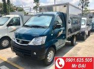 Bán xe tải Thaco 990kg - hỗ trợ trả góp 75% có xe giao ngay giá 216 triệu tại Tp.HCM
