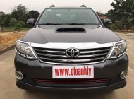 Cần bán Toyota Fortuner đời 2013, màu xám, 775tr giá 775 triệu tại Phú Thọ