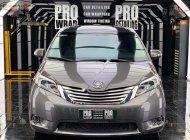 Bán Toyota Sienna Limited model 2015 nhập Mỹ, màu ghi xám giá 2 tỷ 920 tr tại Tp.HCM
