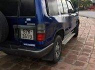 Cần bán Isuzu Trooper đời 2002, màu xanh lam, nhập khẩu Nhật Bản, giá chỉ 130 triệu giá 130 triệu tại Hà Nội