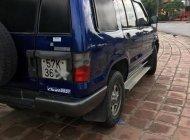 Bán xe Isuzu Trooper 2002, màu xanh lam, nhập khẩu   giá 130 triệu tại Hà Nội