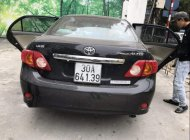 Bán Toyota Corolla Altis G đời 2009, màu đen chính chủ giá 455 triệu tại Hà Nội