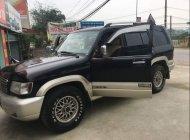 Cần bán lại xe Isuzu Trooper năm sản xuất 2002, màu đen, xe nhập, giá 130tr giá 130 triệu tại Hà Nội