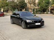 Bán xe BMW 750Li sản xuất năm 2010, màu đen, xe nhập giá 1 tỷ 430 tr tại Hà Nội