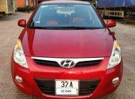 Cần bán xe Hyundai i20 năm sản xuất 2011, màu đỏ, nhập khẩu nguyên chiếc, số tự động giá 335 triệu tại Nghệ An