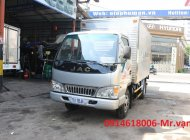 Đại lý bán xe tải JAC 2T4 thùng 4m3 động cơ ISUZU chính hãng giá 90 triệu tại Bạc Liêu