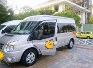 Cần bán Ford Transit đời 2017, màu bạc giá 660 triệu tại Đà Nẵng