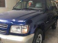 Bán Isuzu Trooper sản xuất năm 2002, màu xanh lam, nhập khẩu, 110 triệu giá 110 triệu tại Tp.HCM