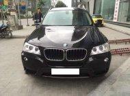 Bán BMW X3 sản xuất năm 2012, model 2013, màu đen, xe nhập giá 980 triệu tại Hà Nội