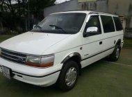 Cần bán lại xe Dodge Caravan đời 1993, màu trắng, nhập khẩu nguyên chiếc, giá tốt giá 115 triệu tại Tp.HCM