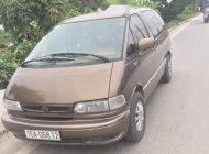 Bán Toyota Previa đời 1991, màu nâu, nhập khẩu, giá rẻ giá 88 triệu tại Hà Nội