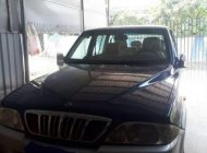 Cần bán Ssangyong Musso 2001, màu xanh lam, xe nhập còn mới, 137tr giá 137 triệu tại Tây Ninh