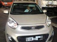 Bán Kia Picanto 1.25AT sx 2013, Đk 2014, số tự động, màu vàng cát, nội thất màu đen giá 305 triệu tại Đồng Nai