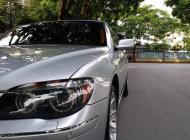Bán ô tô BMW 7 Series năm 2007, màu bạc, 628 triệu nhập khẩu giá 628 triệu tại Hà Nội