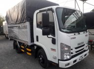 Bán xe Isuzu 2T4 thùng bạt giá cạnh tranh ga cơ giá 545 triệu tại Bình Dương