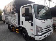 Bán xe tải Isuzu 2T4 thùng bạt giá rẻ thùng dài 3m1 giá 545 triệu tại Bình Dương