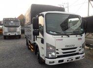 Bán xe tải Isuzu 2T4 thùng bạt thùng dài 3m1 nhập khẩu nguyên chiếc giá 545 triệu tại Bình Dương