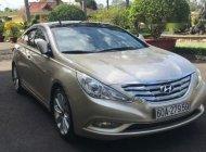 Bán Hyundai Sonata 2.0 AT đời 2010, màu vàng, chính chủ giá 550 triệu tại Đồng Nai