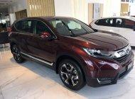 Cần bán Honda CR V năm sản xuất 2019, màu đỏ, nhập khẩu Thái Lan giá 1 tỷ 93 tr tại Tp.HCM