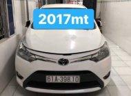 Bán Toyota Vios sản xuất năm 2017, màu trắng giá 468 triệu tại Bình Dương