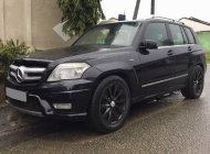 Bán Mercedes GLK220 2012 máy dầu, số tự động, màu đen, nội thất kem giá 1 tỷ 80 tr tại Tp.HCM