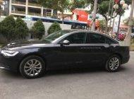 Bán ô tô Audi A6 sản xuất năm 2014, màu đen số tự động giá 1 tỷ 450 tr tại Tp.HCM
