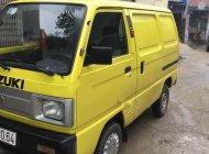 Bán gấp Suzuki Super Carry Van đời 2010, màu vàng, chính chủ  giá 160 triệu tại Hà Nội