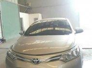 Bán Toyota Vios 1.5 MT năm sản xuất 2015, màu vàng giá 445 triệu tại Bình Dương