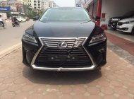 Cần bán lại xe Lexus RX 350 đời 2017, màu đen, xe nhập giá 3 tỷ 850 tr tại Hà Nội