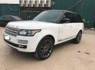 Bán Rangerover HSE 3.0V6 sản xuất 2014 đăng ký 2015, tư nhân, xe màu trắng nội thất kem, bản full giá 4 tỷ 560 tr tại Hà Nội