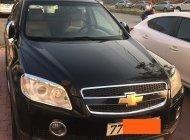 Bán ô tô Chevrolet Captiva 2007, màu đen giá 230 triệu tại Tp.HCM